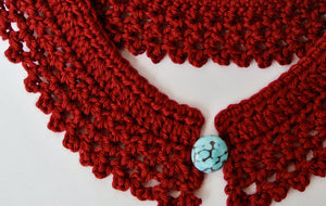 Necklace Collar Crochet Pattern