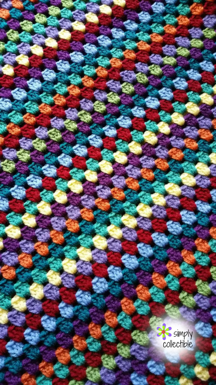 Afghan Blanket Crochet Pattern Maker Goodies