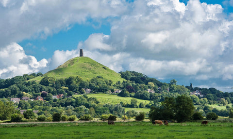 (02) SUN 14th October - Cheddar Wells and Glastonbury