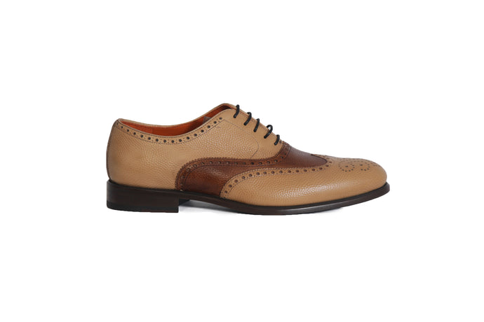 Masterpiece - Full Grain Brogue