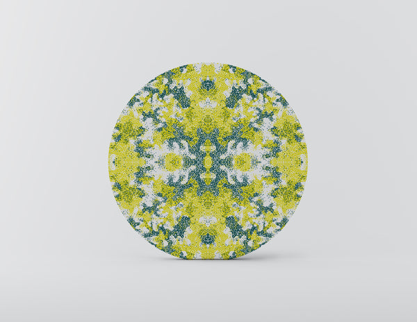 Algae Mozaiko Charger Plates. Set of 4