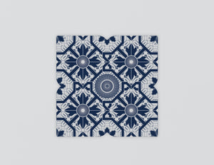 Joia Indigo Charger Plate - Set of 4