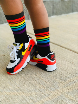 kids socks with polaroid design cheap girls clothes little boy polaroid clothes polaroid fun socks