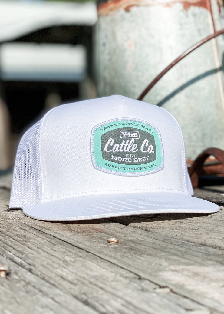 YLB CATTLE CO. FLATBILL