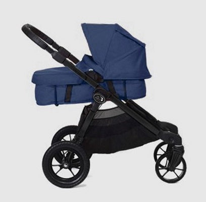 baby jogger city select black frame bassinet kit