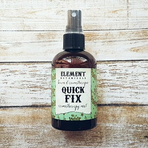 element botanicals quick fix aromatherapy mist