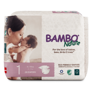 bambo nature biodegradable diapers