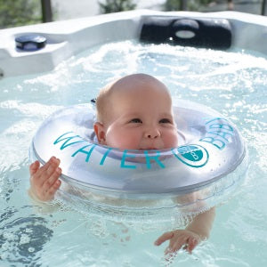 water baby neck floatie