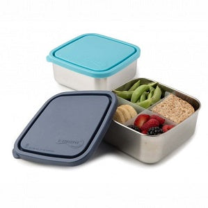 u-konserve 32oz divided to-go container