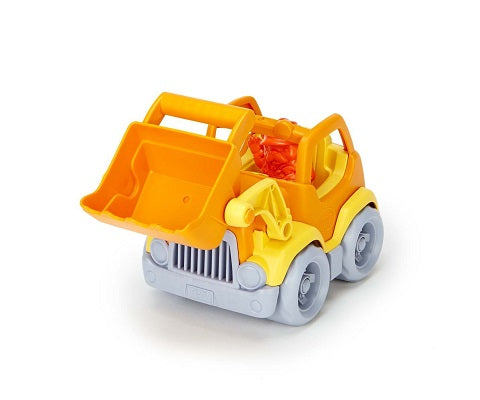 green toys scooper truck