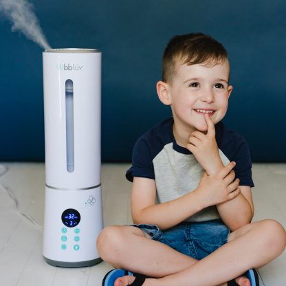 bbluv umi ultrasonic air humidifier/purifier-celcius