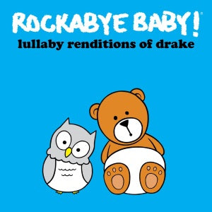 rockabye baby lullaby CD
