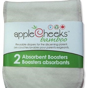 applecheeks absorbent boosters (2 Pack)