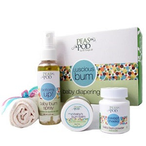 peas in a pod luscious bum diapering kit