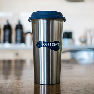 u-konserve insulated coffee cup