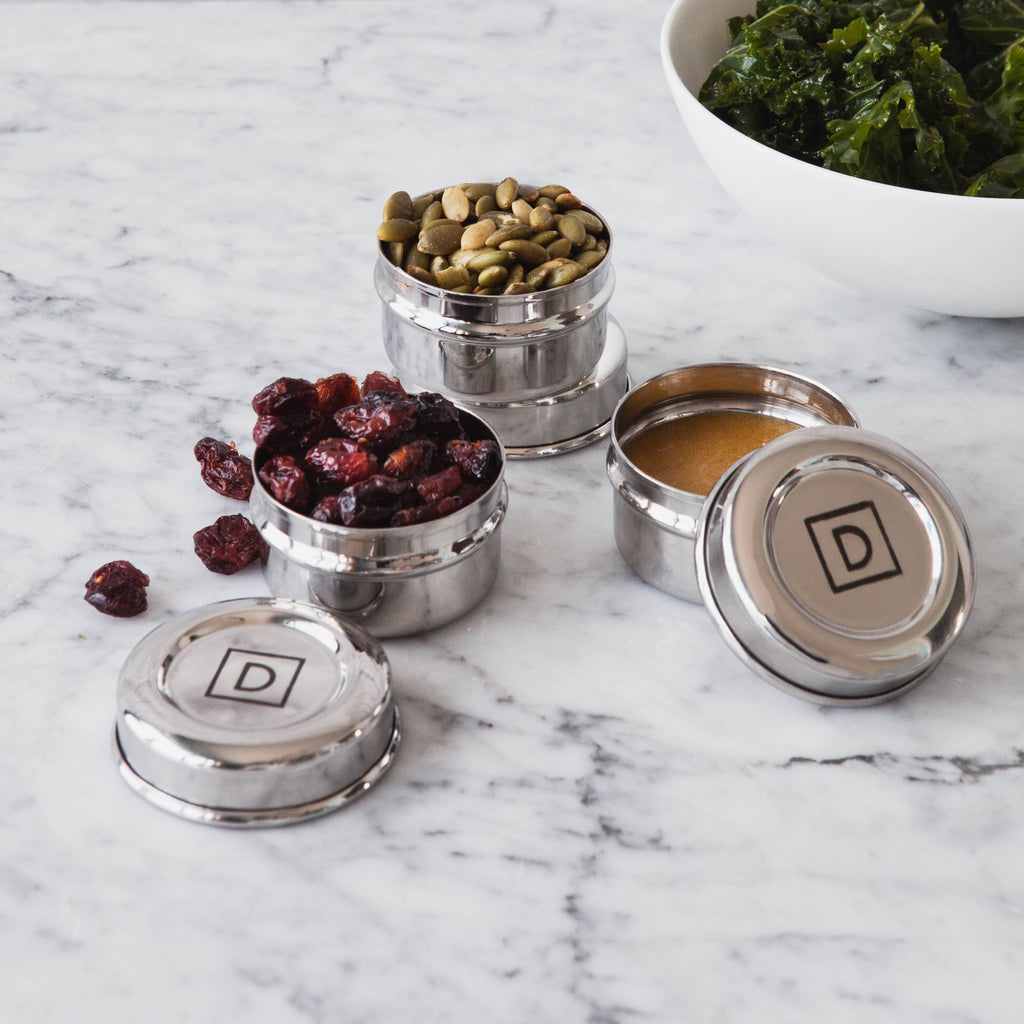 dalcini condiment container set