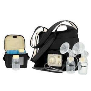 medela pump in style breastpump shoulder bag