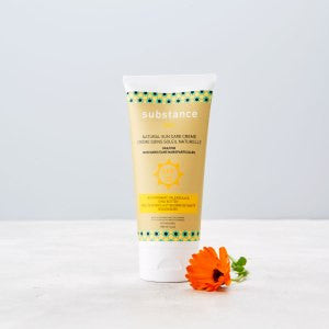 substance baby sun care cream SPF 30 scented