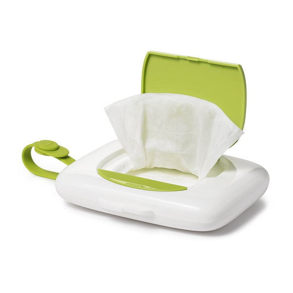 oxo tot on the go wipe dispenser-green