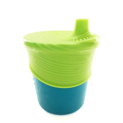 silikids silicone sippy cup