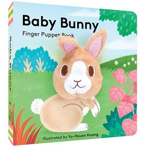 finger puppet book series