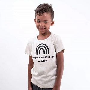 Baby/Kid's 'Wonderfully Made' T-shirt