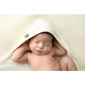 bamboobino hooded towel