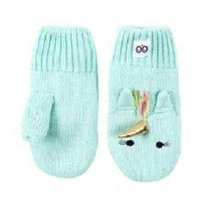 Zoocchini Baby Knit Mittens