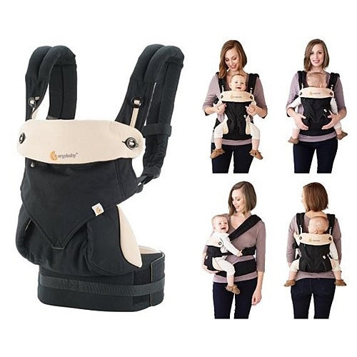 ergobaby 360 baby carrier all positions - baby on the hip