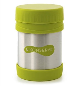 uKonserve insulated stainless steel food jar