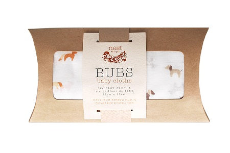 nest designs bubs baby cloths