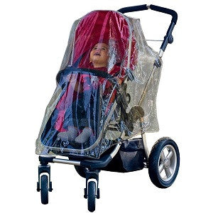 jolly jumper single stroller weathershield