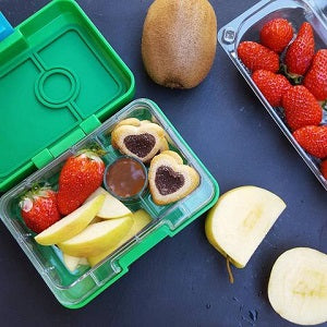yumbox mini snack 3 compartment