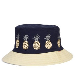 herschel youth lake bucket hat