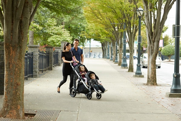 baby jogger city select black frame