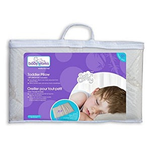 baby works toddler pillow
