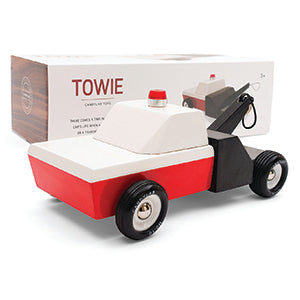 CandyLab Towie Tow Truck
