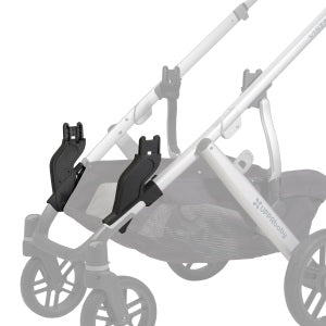 uppababy 2015+ vista lower adapter (set of 2)