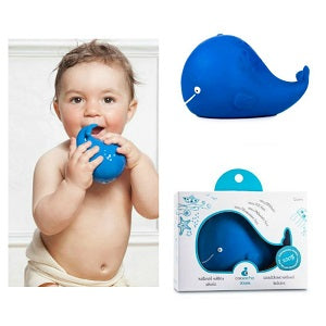 caaocho ocean natural rubber bath toy
