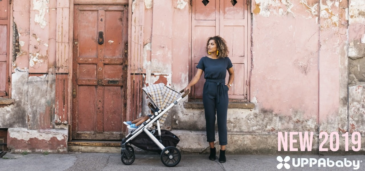 UPPABABY MINU NEW ONE HANDED FOLD STROLLER