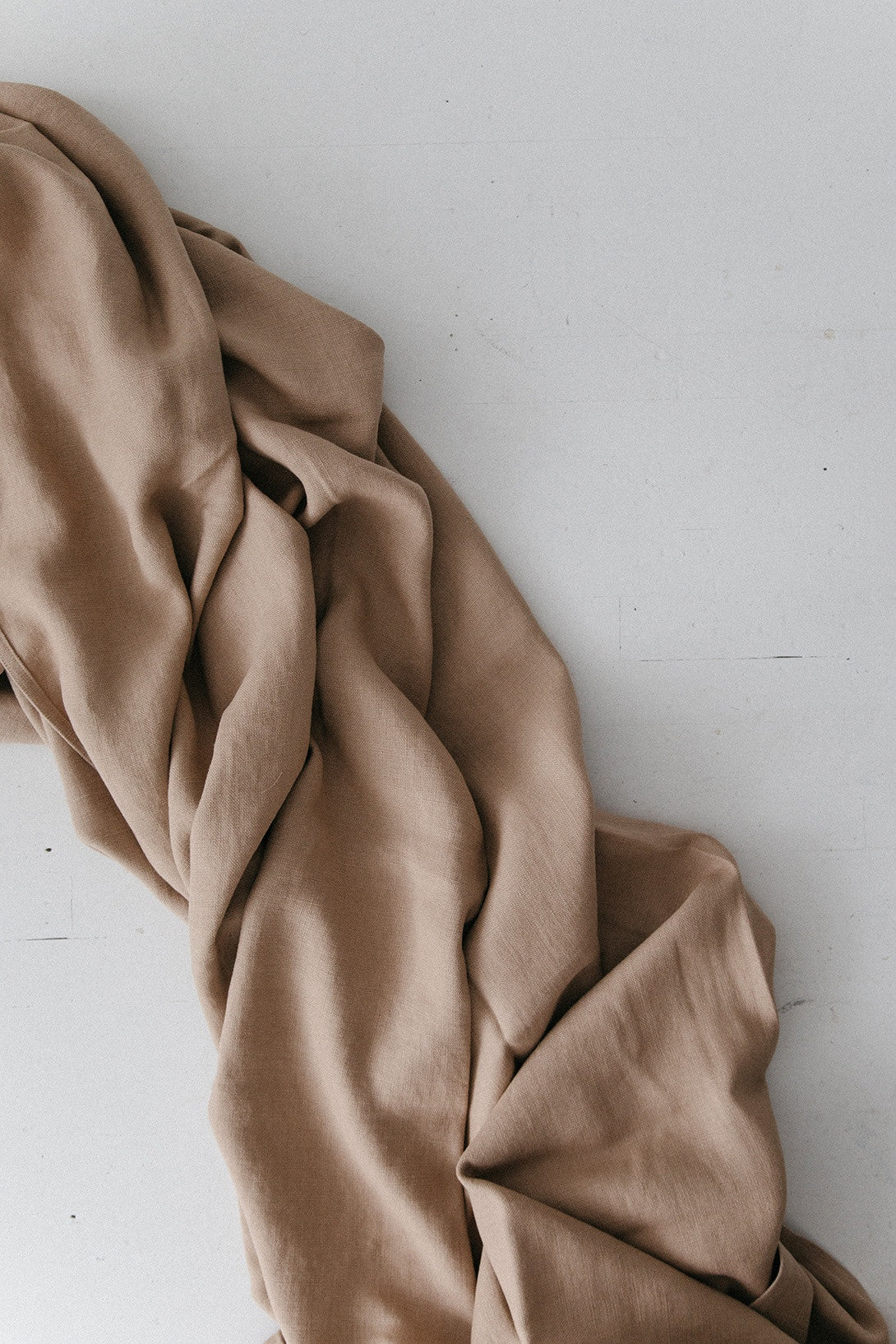 Anders Blanket in Camel