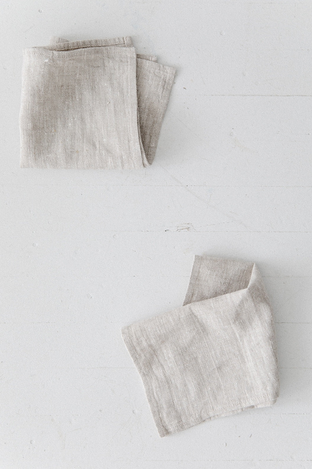 Flax Cloth [Set of Two]