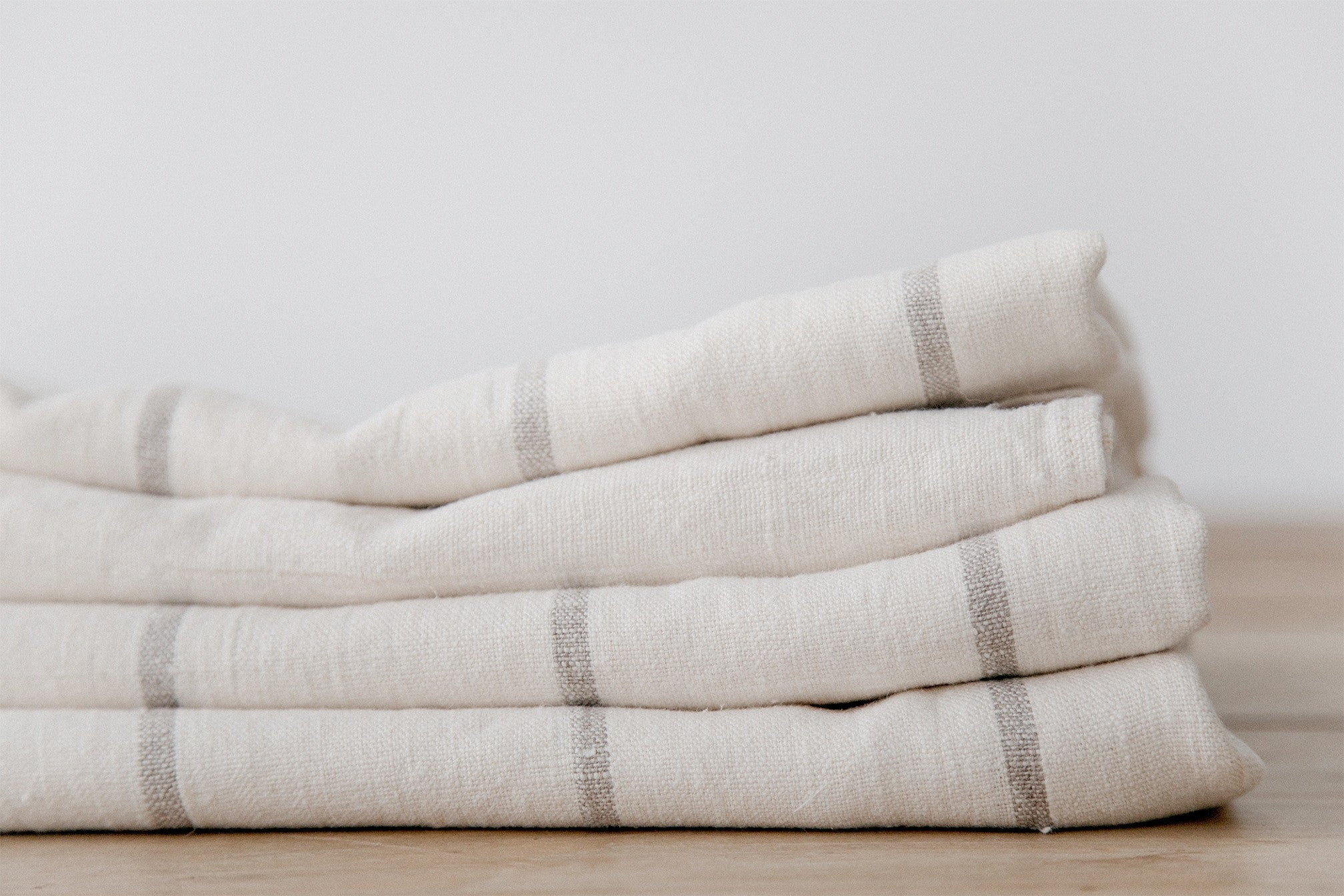 Thin Stripe Bath Towel