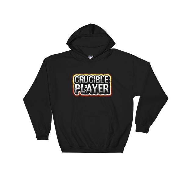 @CruciblePlayer Hooded Sweatshirt