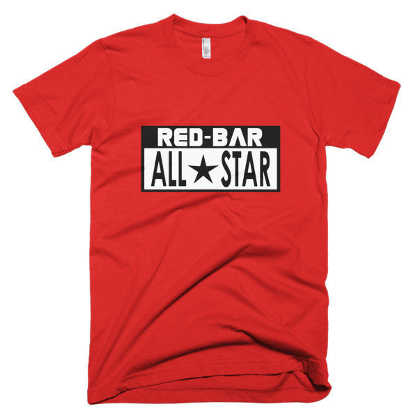 Red-Bar All Star T-shirt