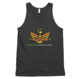S0N0FG0D self-resurrected Tank Top