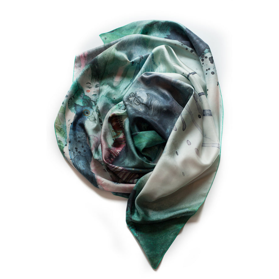 Music of Your Soul Men Scarf [L.E.]