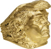 Image of 18k Solid Gold President Trump Collectors Rings