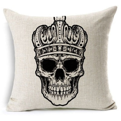 Skull Pillowcase Slips - Skull Pillowcase Slips