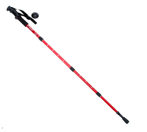Telescopic Hiking Stick - Telescopic Hiking Stick
